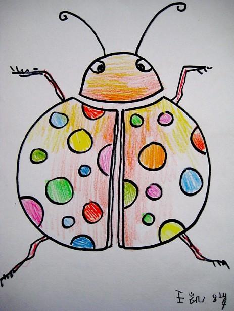 儿童绘画启蒙   儿童画